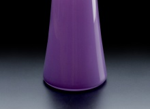 Opaque Sweep Vase